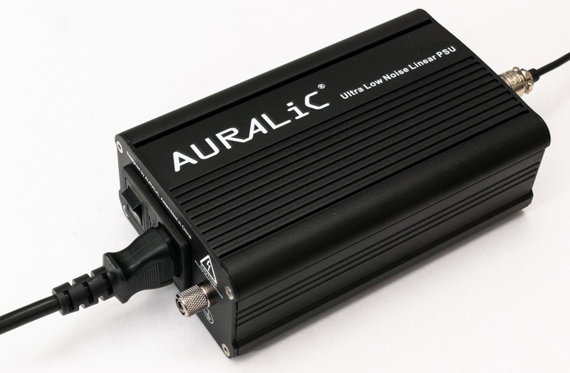 auralic low noise linear PSU